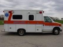 ambulancia tipo 3  disel