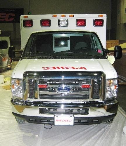 ambulancia tipo 3 mod 2018 importada legalmente