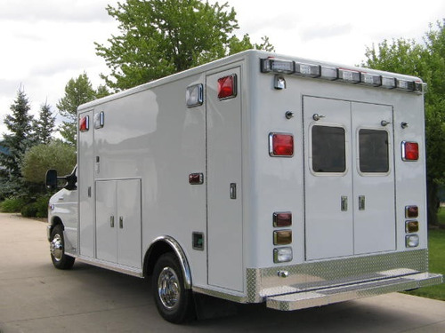 ambulancia tipo 3 mod 2018 turbo disel 6.0 lts e350 xlt