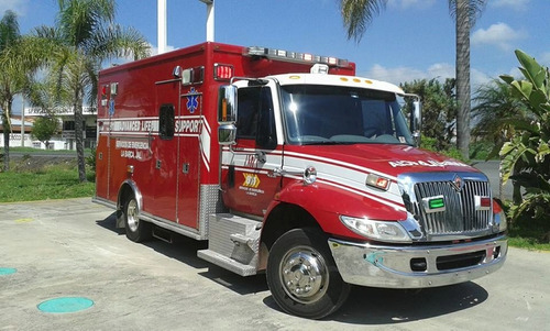 ambulancia tipo 9 importada documentacion en regla