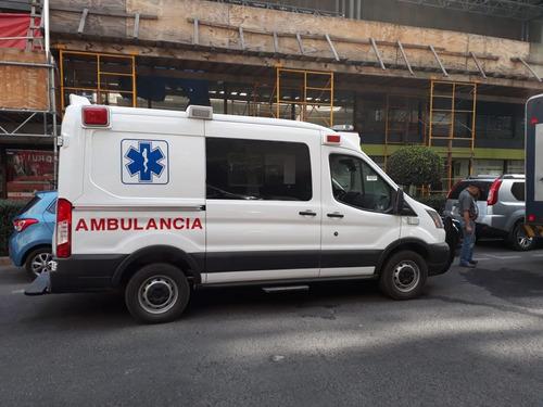 ambulancia tipo ii