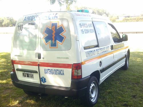 ambulancia traslados a todo el pais