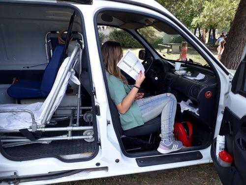 ambulancia traslados programados