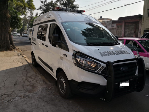 ambulancias ambulancia ford nueva 2019