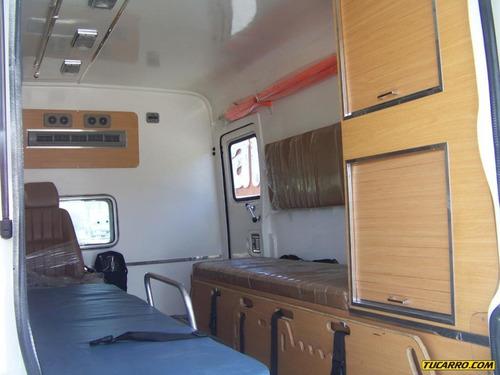 ambulancias f-350 tritòn