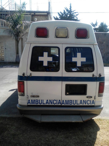 ambulancias ford años 2005