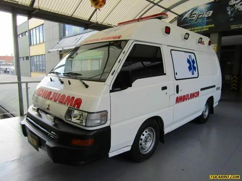 ambulancias mitsubishi l300