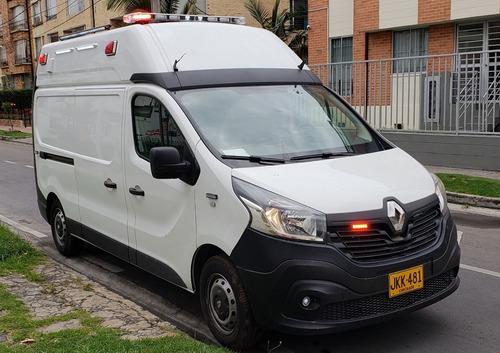 ambulancias otros renault trafic