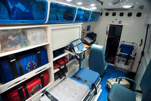 ambulancias para eventos y traslados de todo tipo.