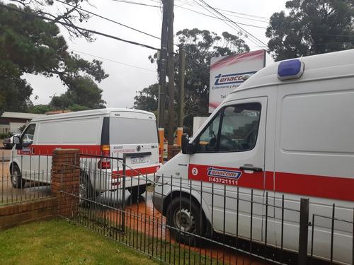 ambulancias para traslado