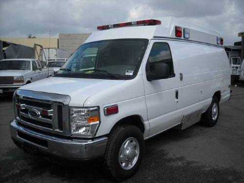 ambulancias tipo 2 2018 turbo disel 6.0 lts e350 xlt