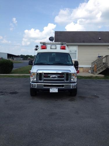 ambulancias tipo 2 6.0 lts 2010 turbo disel recien importada