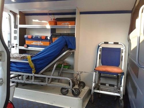 ambulancias, traslados, eventos, particulares, al interior.