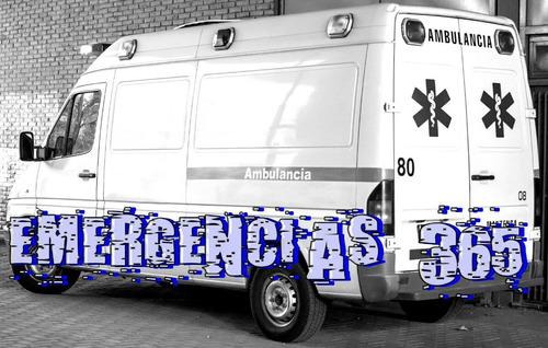 ambulancias, traslados y eventos las 24hs a todo el país