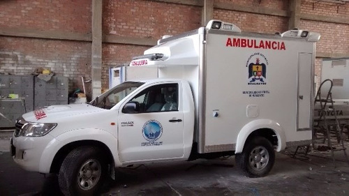 ambulancias urbanas y rurales