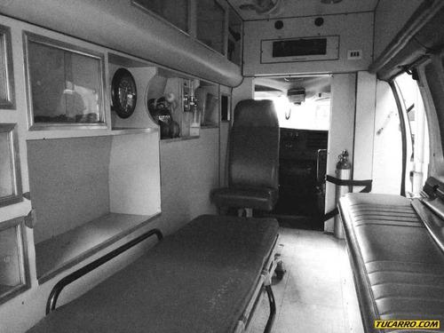ambulancias van cargo express - automatica