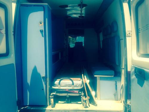ambulância sprinter 2.2 cdi 313 longo teto alto