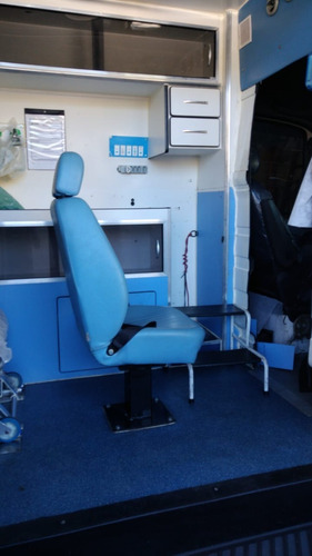 ambulância sprinter 311