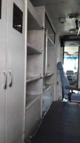 ambulância sprinter uti móvel
