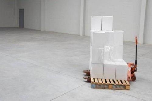 amc excelente bodega en condominio alce blanco 155 m2