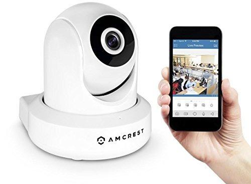 amcrest prohd 1080p wifi inalámbrica cámara ip de segurida