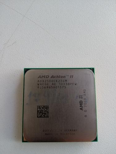 amd athlon ii x2 250 3.0ghz am3 dual core