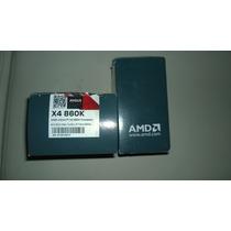 Amd Athon X4 860k 4mb De Cache 4ghz Nuevos