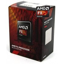 Amd Vischera Fx 6300 6 Cores 3.5ghz Am3+ Black Edition
