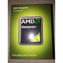 Procesador Amd Sempron 145, 2.8ghz, Caché L2 1mb, Socket Am3