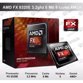 Amd Fx Processor Black Edition