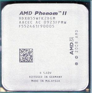 amd phenom ii x2 dual b55 3.0 ghz oem perfeito com garantia!