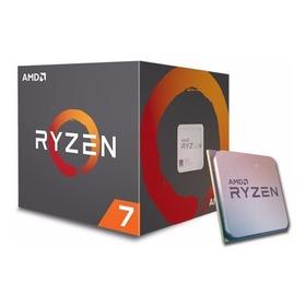 Amd Procesador Ryzen 7 1700 Am4 8 Nucleos 16mb 3.0 Ghz