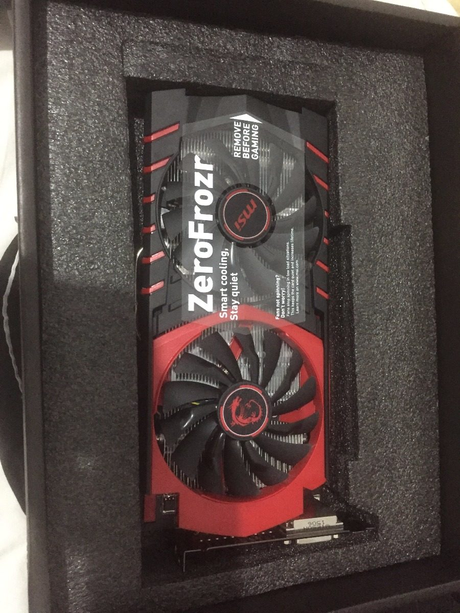 Amd Radeon R7 370 Gaming 2gb Msi