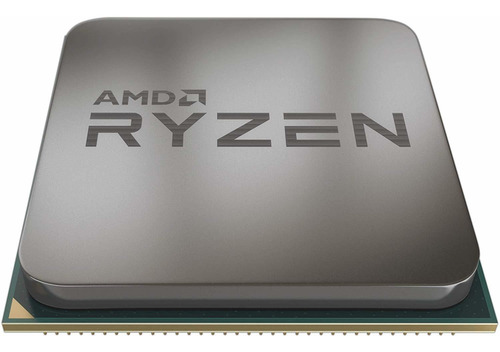 amd ryzen 5 2600x processor with wraith spire cooler nuevo