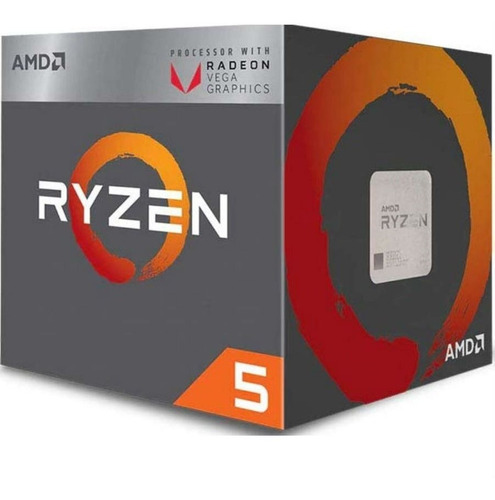 amd ryzen 5 3400g gamer video radeon vega 11 am4 tranza