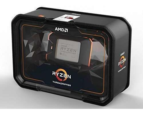 amd ryzen threadripper 2990wx (32-core/64-thread) processor