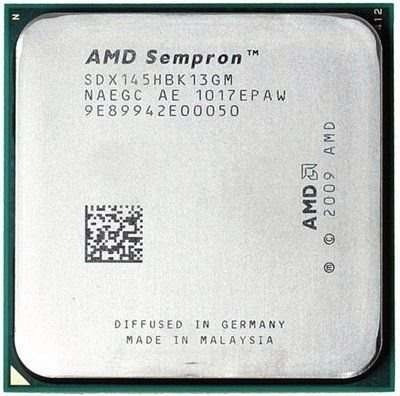 amd sempron 145 2.8ghz