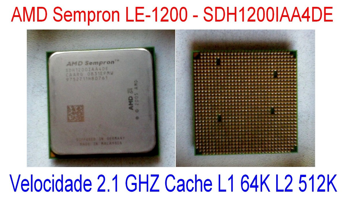 AMD SEMPRON LE-1200 DRIVERS FOR WINDOWS
