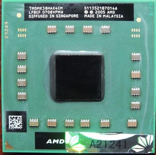 amd turion 64 mobile technology mk-38 tmdmk38hax4cm