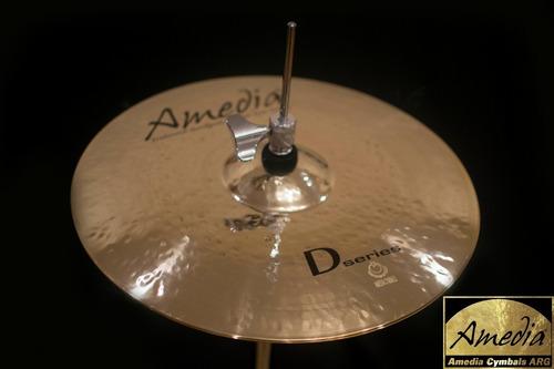 amedia cymbals - hi hat 14  d-series