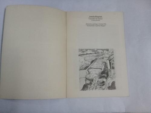 amelia biagioni cazador en trance y otros poemas - 48