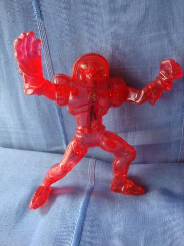 amenaza acuatica ben 10 ultimate aliens - mc donald 2012