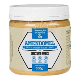 Amendomel Pasta De Amendoim Integral Gourmet 1,010kg