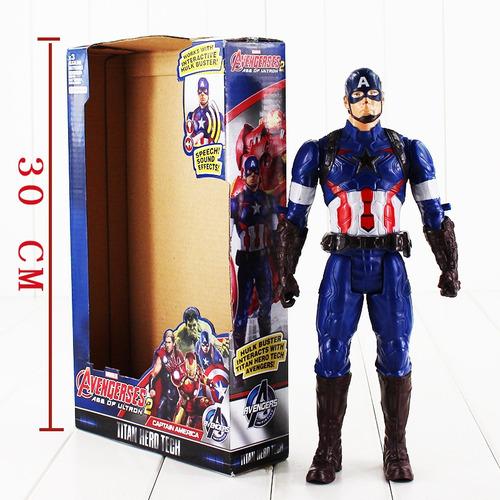 america boneco capitão
