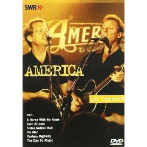 america in concert dvd 1999 original
