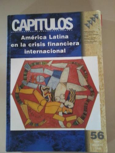america latina en la crisis financiera internacional