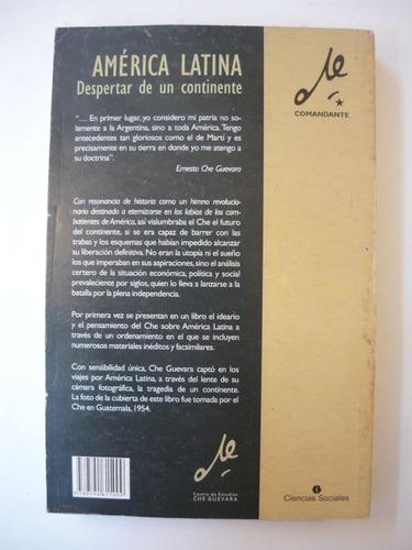 américa latina, ernesto che guevara, ed. ciencias sociales
