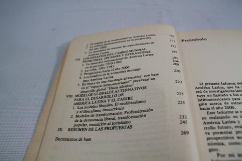 america latina hacia el 2000 gonzalo martner