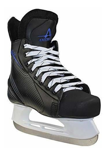american athletic patines de hockey sobre hielo para hombre