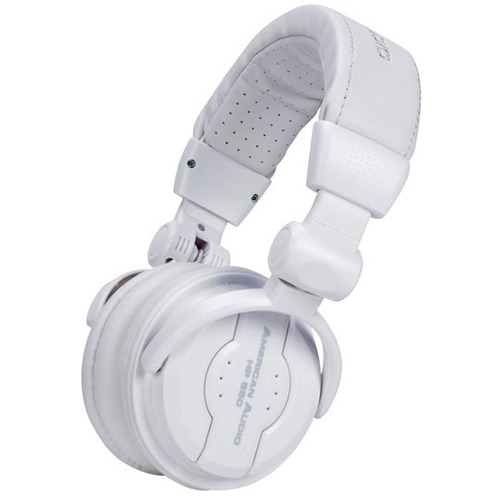american audio hp550snow  auriculares profesionales